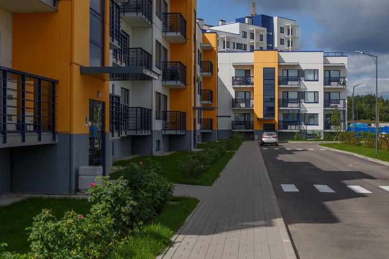 фото жк финские кварталы спб несущий клюве малышку